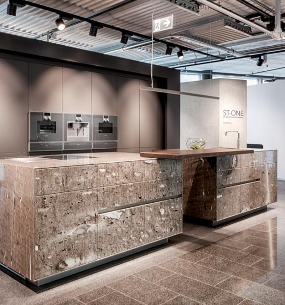 «Die Kombination Natursteinwerk und Küchenbau ist einzigartig»