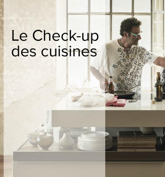 Le Check-up des cuisines