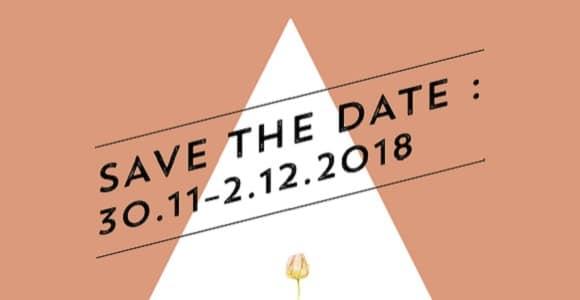 Save the date: Design Schenken 2018