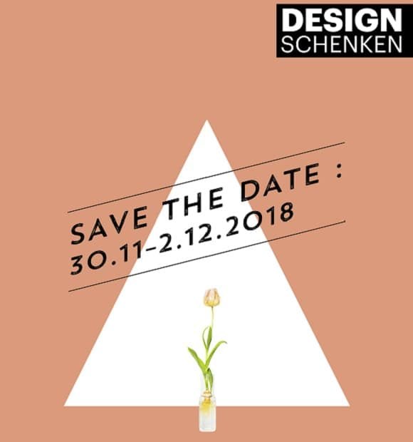 Save the date: Design Schenken 2018
