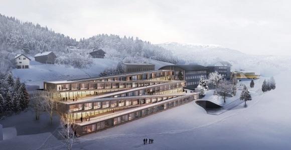 L'Hôtel des Horlogers di Audemars Piguet: un nuovo impulso per la Vallée de Joux
