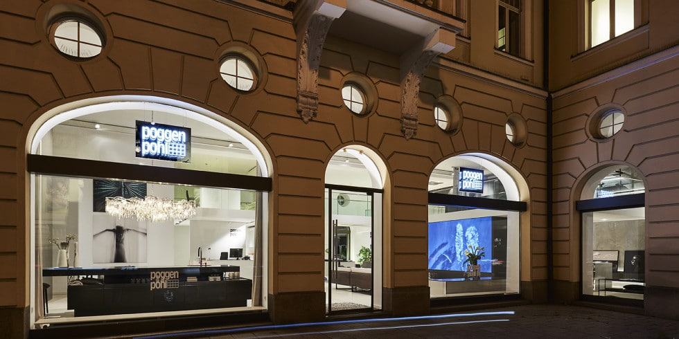 Poggenpohl Stores In Bester Lage Lifetime Design Lifetime Design