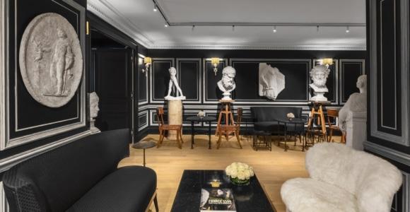 L'Hôtel de Berri a Parigi mette l'arte al cuore del lusso