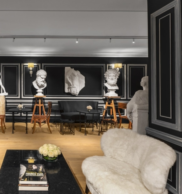 L'Hôtel de Berri Paris place l'art au cœur du luxe