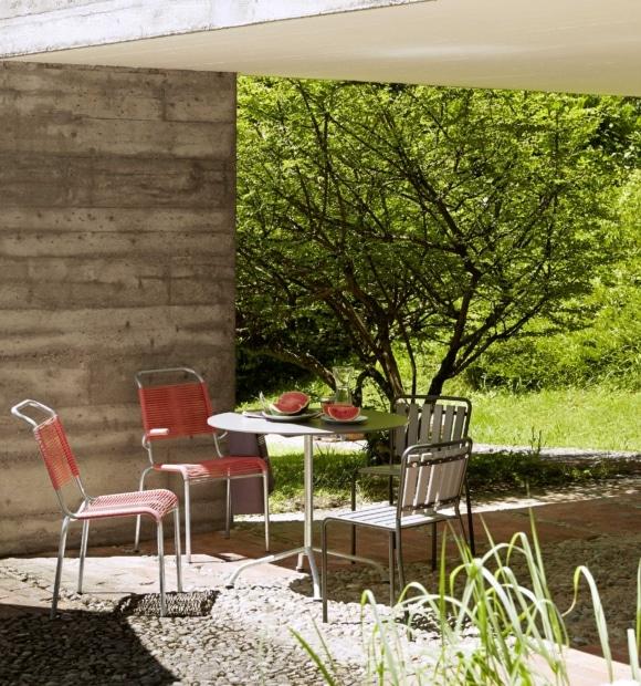 Swiss Design - Accessoires de jardin et de balcon : les classiques suisses