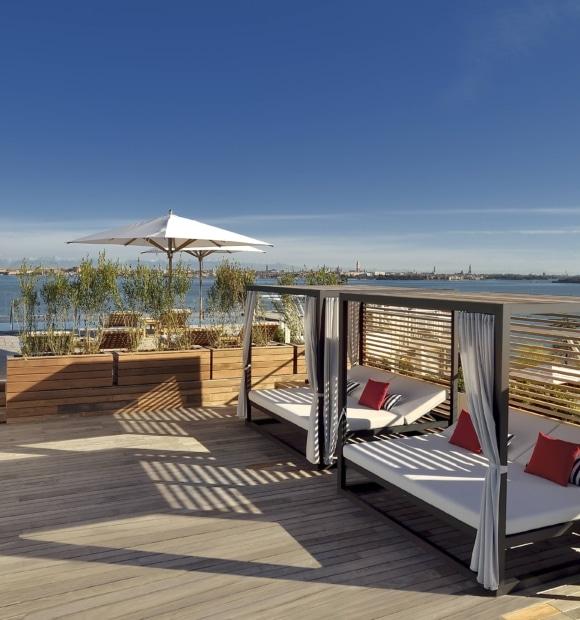 JW Marriott Venice : quand une ile devient hôtel <br>