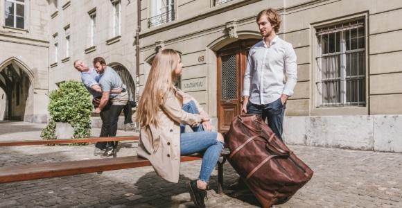 Swiss Design per grandi viaggi <br>e piccole escursioni