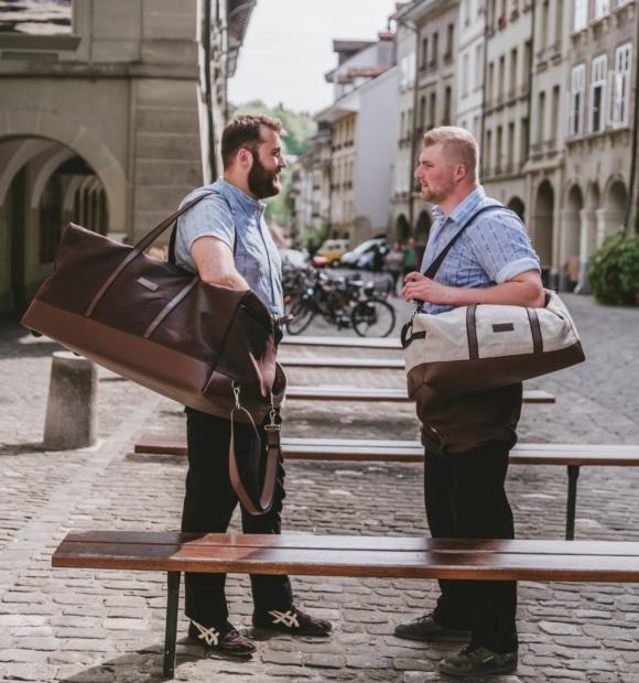 Le design suisse pour petites excursions et grands voyages