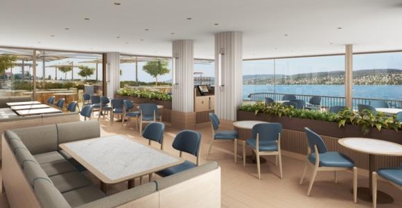 Un nouveau souffle hôtelier sur les bords du lac de Zurich