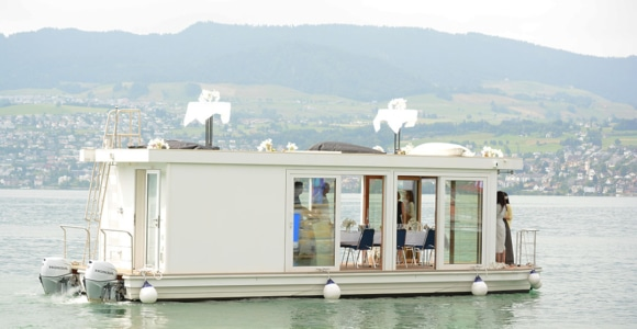 Kulinarisch die Schweizer Gewässer erobern