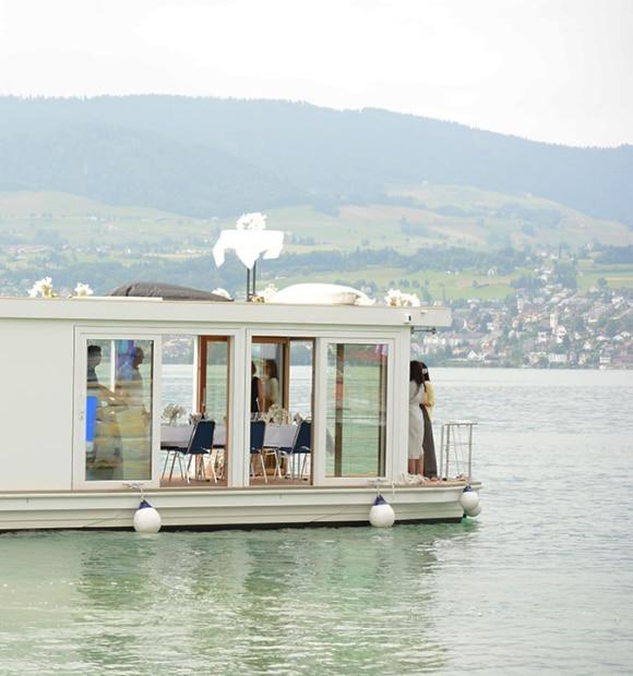 Conquérir les eaux suisses en toute gourmandise