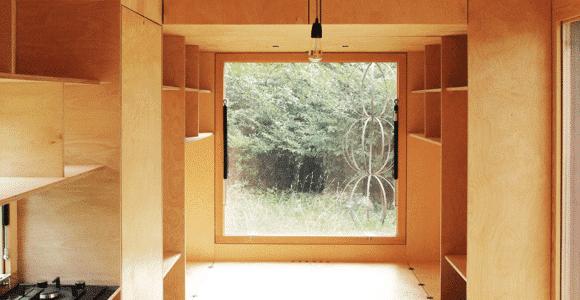 Tiny House Immergrün: costi fissi e impronta ecologica dimezzati