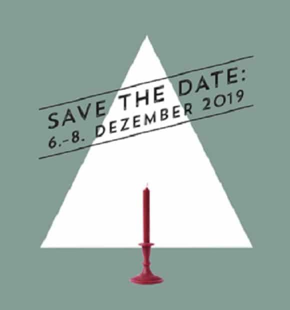 Save the date: Design Schenken 2019