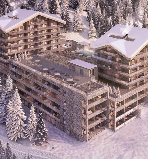 Crans-Montana accueillera le premier hôtel du groupe <br>Six Senses en Suisse