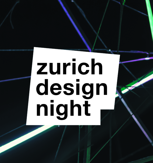 Save the date: zurich design night 15.11.19